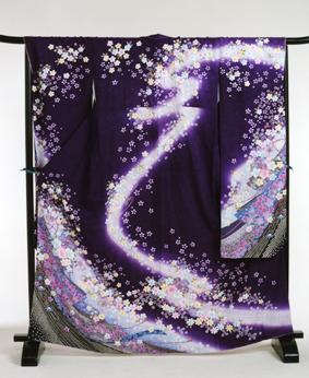 No.45 アダムとイブ紫