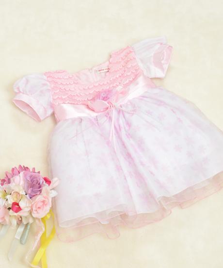 ピンクドレス4